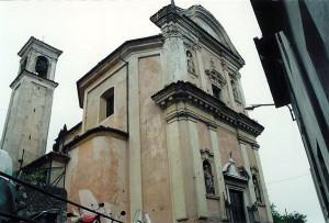 Chiesa San Giovanni - Montisola - Carzano