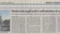 """La mia Monte Isola"""", è il titolo della mostra fotografica, realizzata da Michele Turla, 21 anni, che sarà presentata a San Zeno Naviglio, presso Goodbook sabato 29..."""