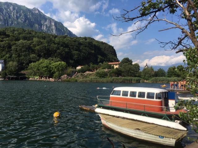 Lago moro - Panoramica