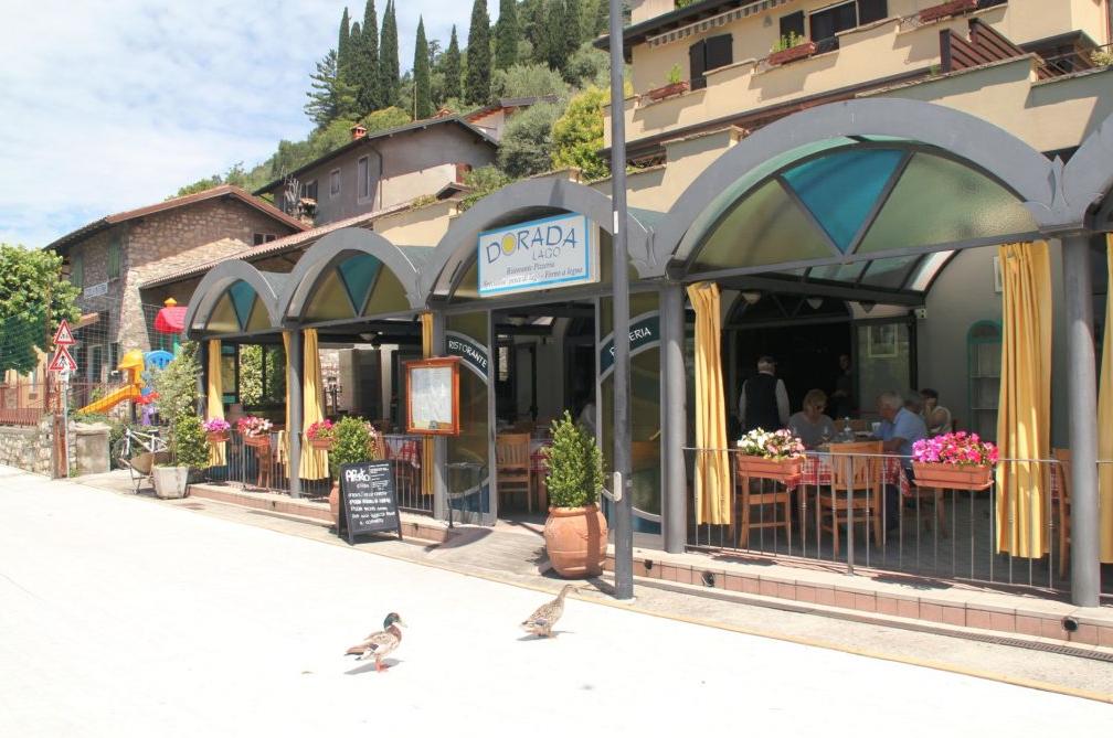 Ristorante Pizzeria - La Dorada - montisola
