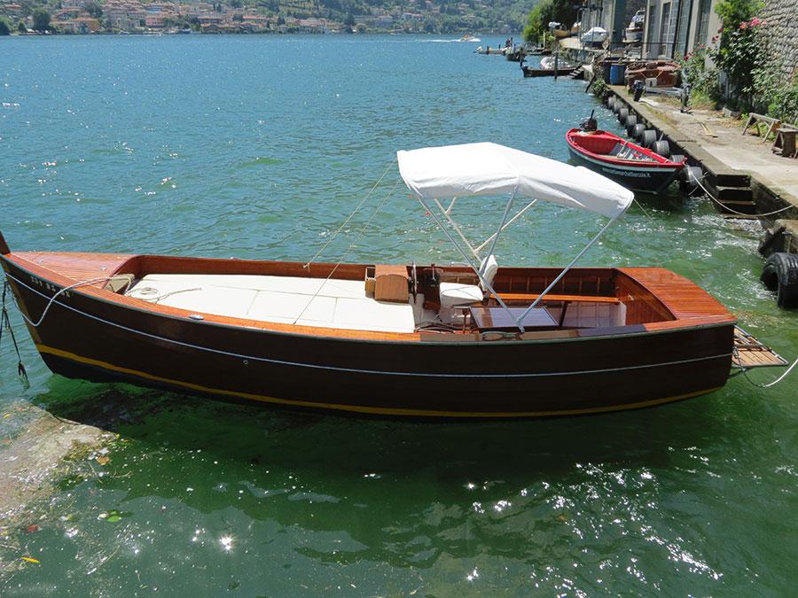 Noleggio barche Montisola
