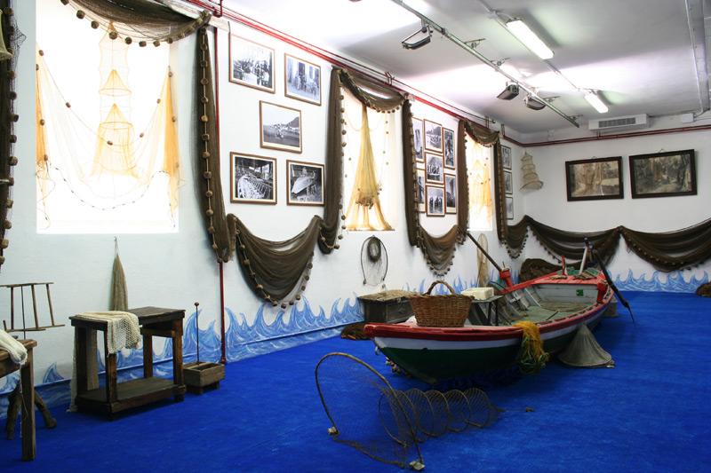 Museo della Rete - Peschiera Maraglio
