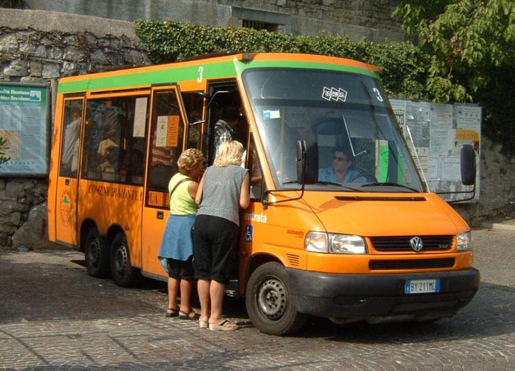 Orario Bus - MonteIsola - Lago d'Iseo