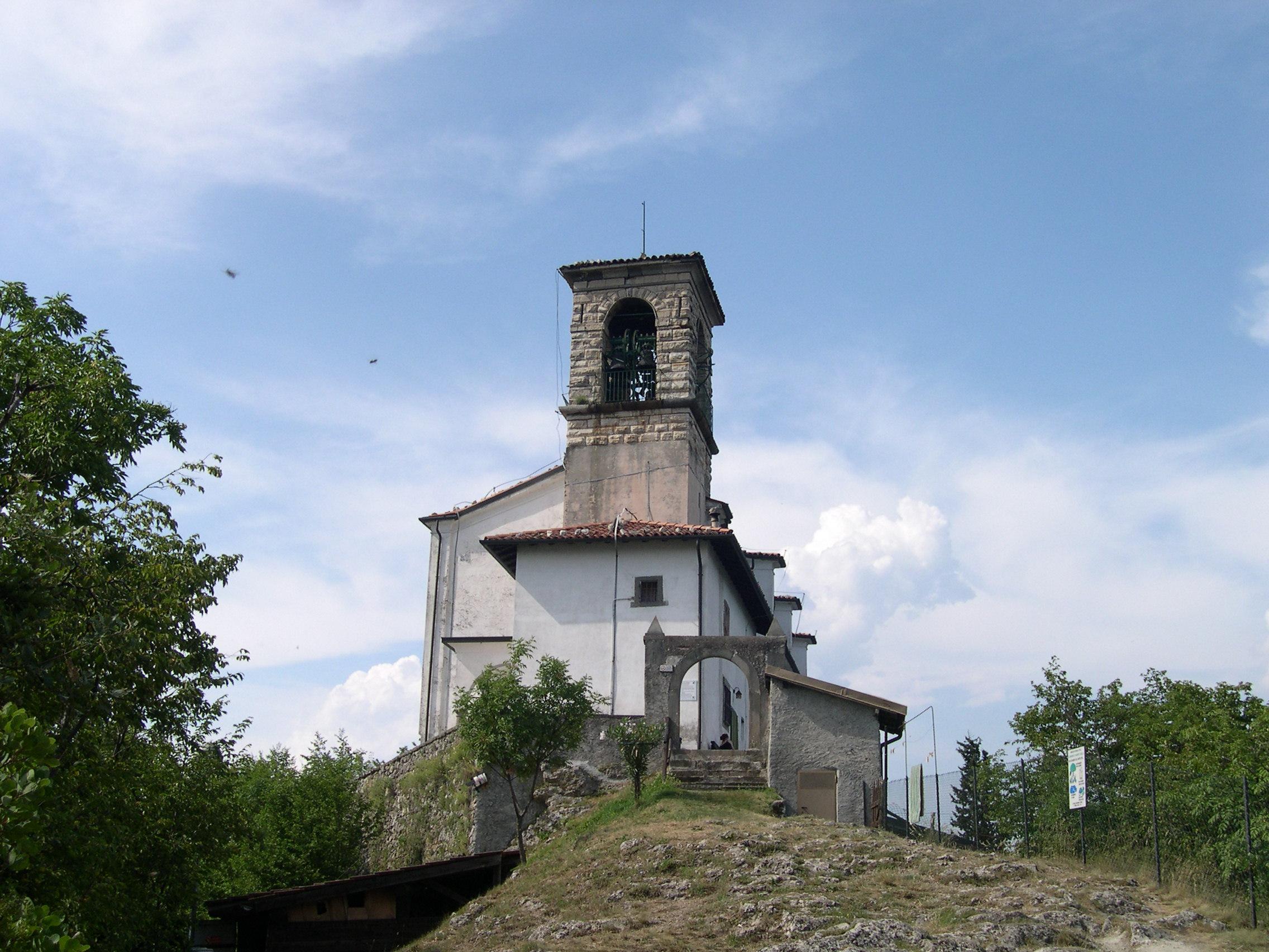 Itinerario - Madonna della Ceriola