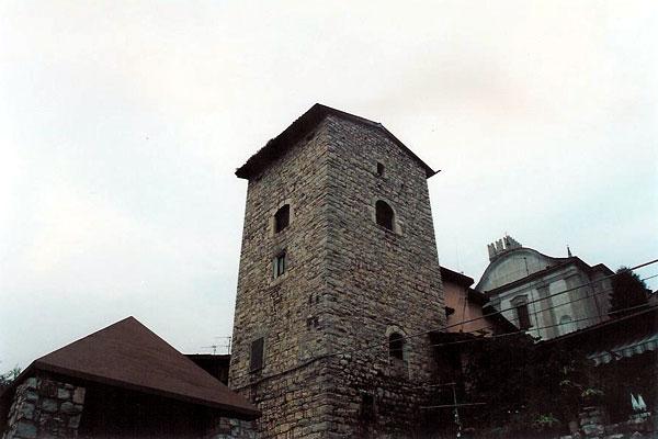 Torre Martinengo - Siviano - Monteisola