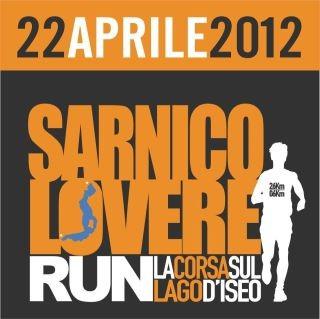 """""""SARNICO-LOVERE RUN"""": 26 KM DI CORSA SUL LAGO D'ISEO"""