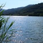 Scorcio del Lago d'Endine