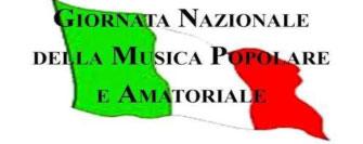 Giornata Nazionale della musica popolare e amatoriale