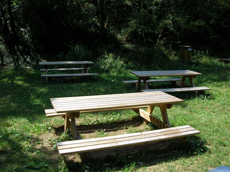 Zona pic-nic - Rocca Martinengo