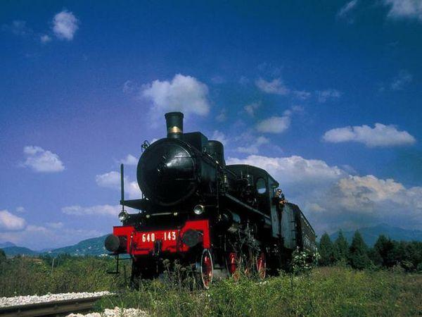 TrenoBLU al via il 25 Marzo